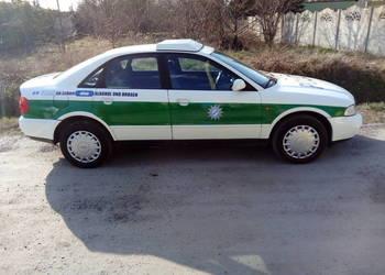 Audi a4 b5 polizei radiowóz