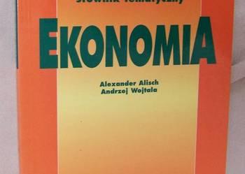 Słownik tematyczny niemiecko-polski. Ekonomia
