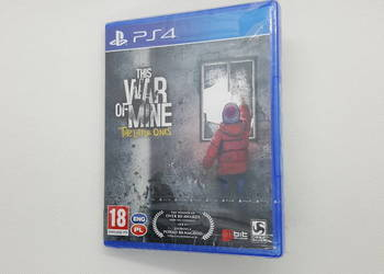 LOMBARDOMAT Gra PS4 This War Of Mine E 133/2018