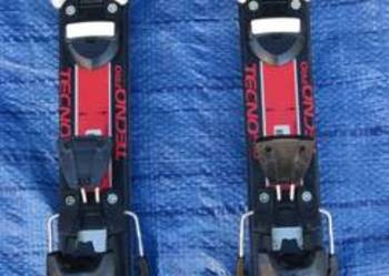 Narty Tecno Pro XT Junior  dł 110cm