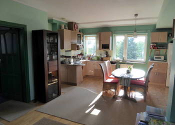 Gutkowo - mieszkanie z garażem i ogródkiem