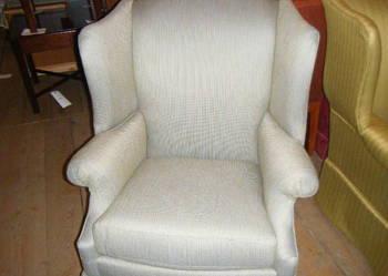 Przepiękne fotele Uszatki