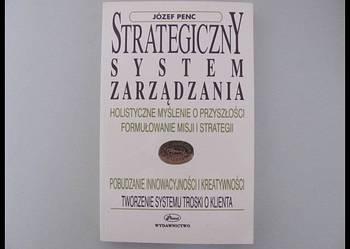 Strategiczny System Zarządzania Penc Józef
