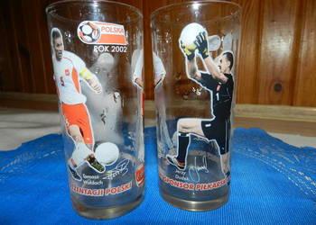 Kolekcjonerskie szklanki coca cola