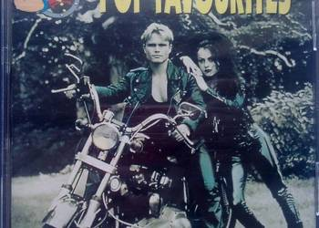 Pop Favourites. Płyta CD.