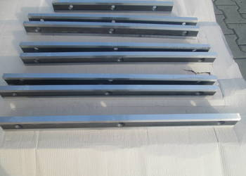 Noze do gilotyny NTA 3150, NTH 3150, NTC 1250, NTC 2000, NTC