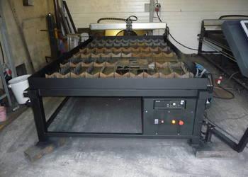 Plazma ploter wypalarka CNC przecinarka 125x250