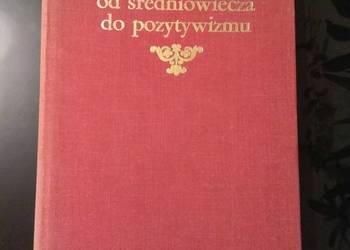 Literatura Polska od sredniowiecza do pozytywizmu