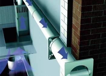 Zawór automatyczny, odprowadzający instalacji wentylacyjnej