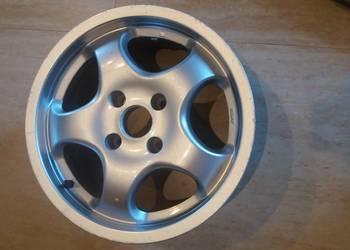 4 x aluminiowe felgi