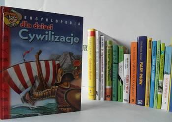 Encyklopedia dla dzieci CYWILIZACJE, Dominique Joly
