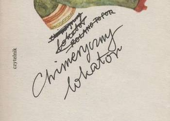CHIMERYCZNY LOKATOR - TOPOR ROLAND
