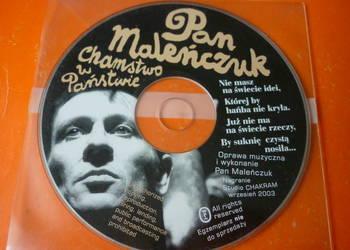 """Płyta CD Pan Maleńczuk """"Chamstwo w Państwie"""" (Pudelsi)"""