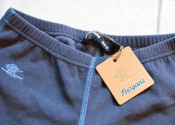 Spodnie polarowe, getry Bergans, 152 cm