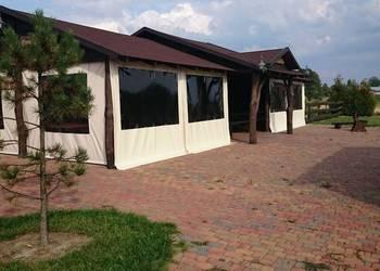 Osłona, Ściany PCV PLANDEKA do altanek  z oknem