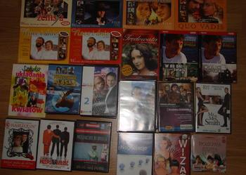 FILMY DVD i CD