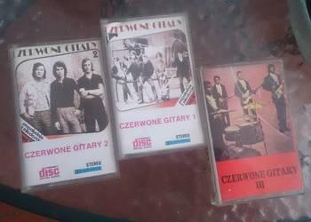 Czerwone Gitary kaseta kasety