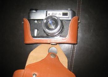 Aparat fotograficzny FED-5B