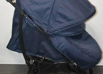 Wózek spacerowy CUGGL spacerówka M&P OSŁANA NA NÓŻKI
