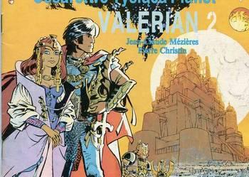 Komiks Fantastyka Valerian 2