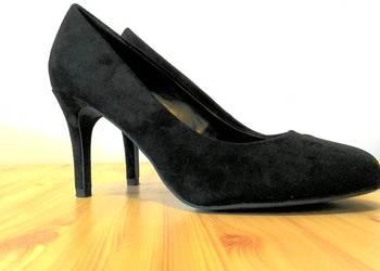 Szpilki buty damskie New Look 36 klasyczne obcasy czółenka