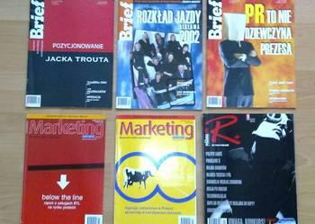 Czasopisma - Brief, Marketing, Reklama Plus R+