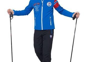 Kurtka narciarska ALPINE kobalt męska marki NEBULUS