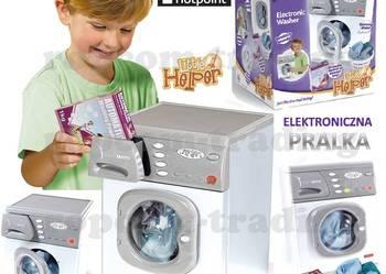 DUŻA PRALKA Elektroniczna Automat Zabawka dla Dzieci Casdon