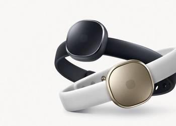 Samsung opaska fitness Charm Złoty