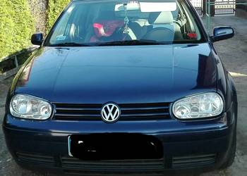 VW Golf IV Generation