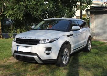 Land Rover Range Rover Evoque 2.2 D Warszawa