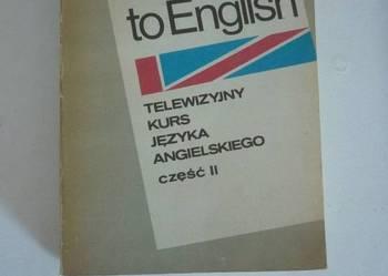 WELCOME TO ENGLISH TELEWIZYJNY KURS ANGIELSKIEGO 2