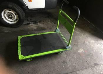 Wózek platforma  max 300kg