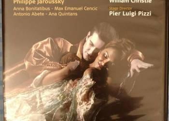 Monteverdi L'Incoronazione di Poppea CHRISTIE JAROUSSKY