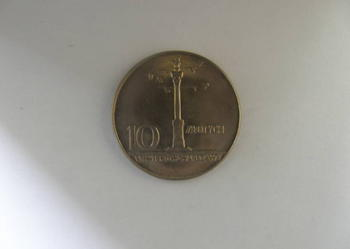 kolumna zygmunta- 10 zł