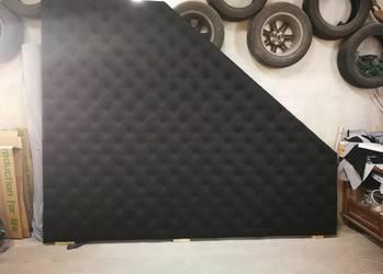 Zagłówek wezgłowie pikowane ściana panel tapicerowany