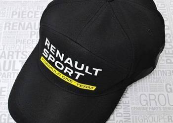 Czapka z daszkiem dla dzieci - RENAULT SPORT F1  7711782319