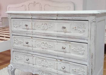 Pałacowa komoda szafka z szufladami