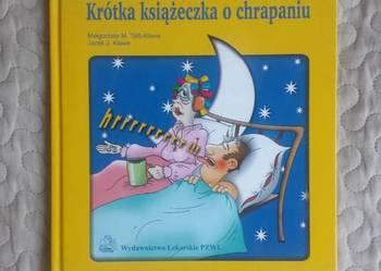 Krótka książeczka o chrapaniu Tafil-Klawe