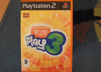 EyeToy: Play 3 - gra na PS2