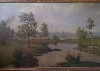 Józef Guranowski obraz olejny