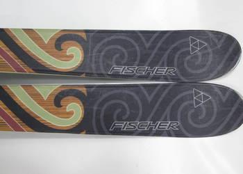narty FISCHER WATEA 84/184cm