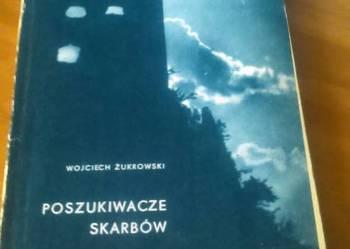Poszukiwacze skarbów – Wojciech  Żukrowski wydanie z 1968