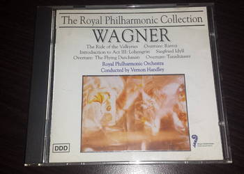 Wagner The Royal Philharmonic Collection CD
