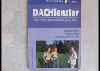 DACHfenster podręcznik do nauki j. niemieckiego PWN