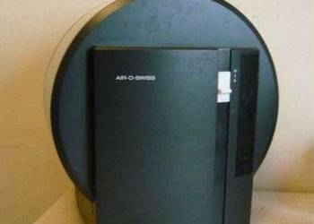 Sprawny działający nawilżacz i oczyszczacz powietrza Boneco