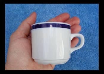 Mała porcelanowa filiżanka KAHLA dla kolekcjonera
