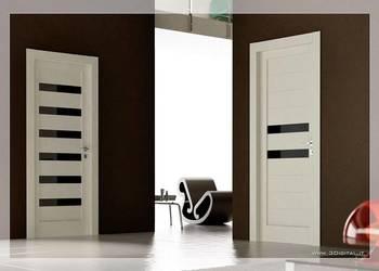 drzwi na stare futryny kamuflaż futryn