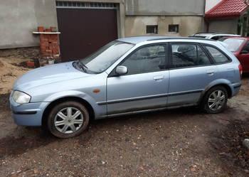 Mazda 323 Forum wersja BJ