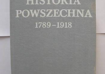 """""""Historia powszechna 1789-1918"""" - L. Bazylow"""